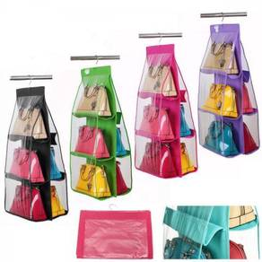 Pocket Handbag Storage