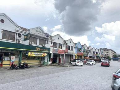 Bandar sunway pjs7 one & half storey factory main road frontage