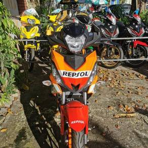 Honda RS150 Repsol (With X Downpayment)