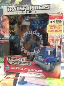 Transformers Prime Voyager Class ULTRA MAGNUS NEW