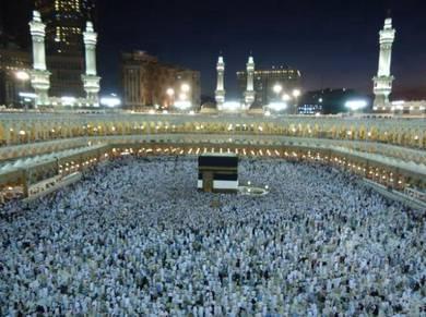 Umrah bersama al fajr travel