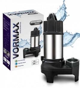 Vormax 170W 20K S/Steel AquaZonic Submersible Pump