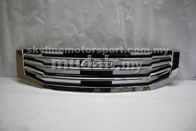 Honda accord front grill grille ori abs mugen