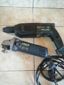 Drill rottery&grinder; BOSCH