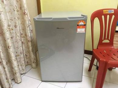 HISENSE 1-Door Refrigerator 150 L (has warranty)