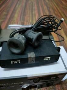 Sensor kereta wira