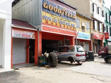 Lot Kedai di Bandar Dungun/Terengganu