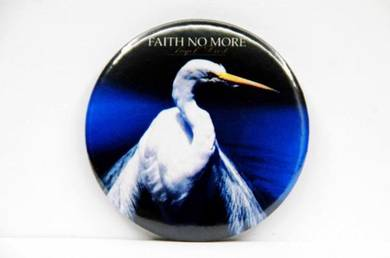 Badge MAGNET - FAITH NO MORE - Angel Dust CD