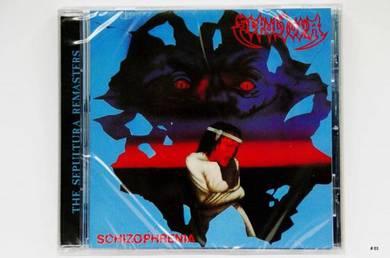 Original CD - SEPULTURA - Schizophrenia [1997] NEW