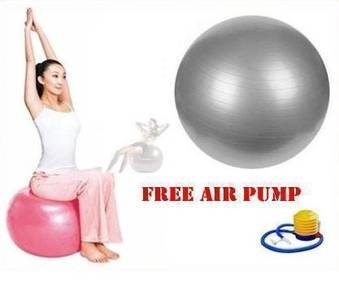 Bola Gym Fitness Weight with Pump Free Postage