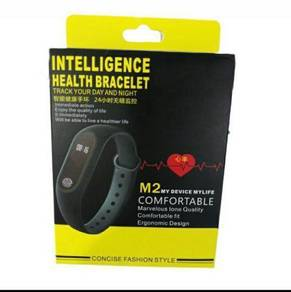 NEW Smart Bracelet with Heartbeat Jam Kesihatan