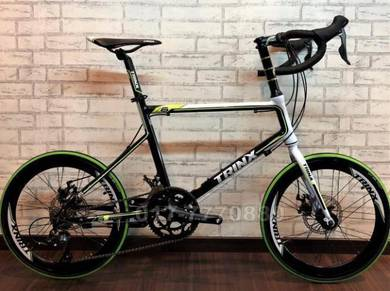 NEW Trinx Z6 16SP SORA RACING ROAD bike BICYCLE