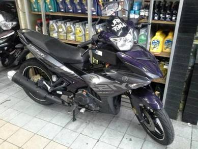 Yamaha y15zr second hand