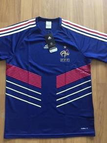 FRANCE home retro 2010 World Cup sz S BNWT