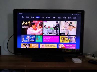 Sharp led tv 40 inchi