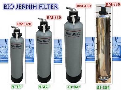 Water Filter / Penapis Air siap pasang be4w
