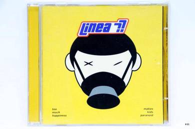 Original CD - LINEA 77 - Too Much Happiness [2000]
