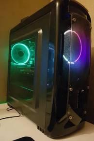 Cpu gaming G4560 8gb 1050ti