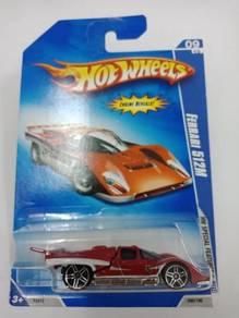 Hotwheels Ferrari 512M Red