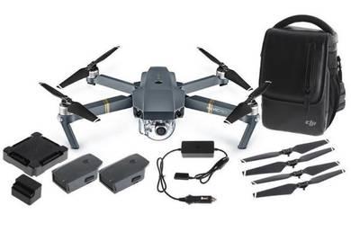 DJI Mavic Pro Fly More Combo Set (Ready stock)