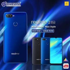 RealMe 2 Pro (8GB RAM | 128GB ROM)MYSet - PROMOSI