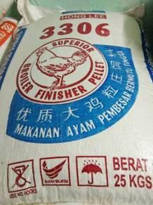 Bekalan Makanan Ayam