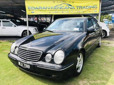 Used Mercedes Benz E240 for sale
