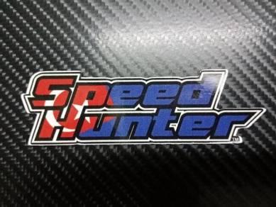 Stiker Speedhunter Original - Johor JDT