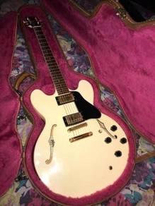 Gibson ES335 ES -335 1987 Alpine White