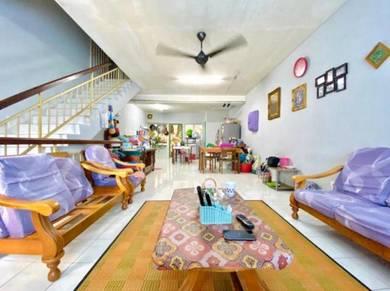 MURAH 3 Storey Taman Selayang Mulia, Bandar Baru Selayang