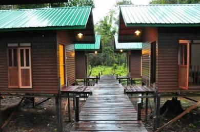 Kinabatangan Sunshine Lodge (Sabah)