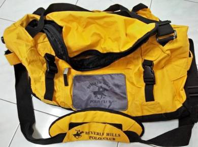 Beg Pakaian Berjenama Polo Club Beverly Hills