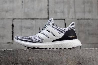 Adidas Ultra Boost 4.0 White Grey