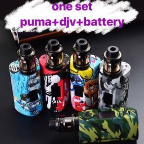 Vape Storm Puma with tank Manta all new