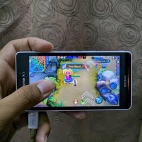 Sony Xperia ZR (Gaming)