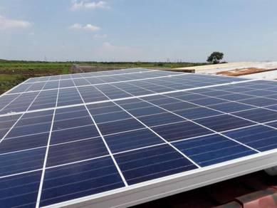 Off Grid Power Supply Untuk Kebun