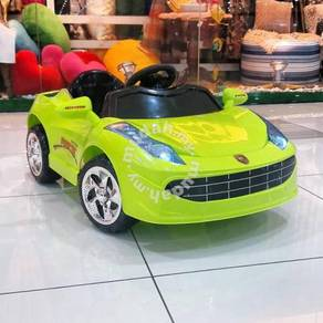 Baby Car Ferrari w/rc & manual ride Offer/'