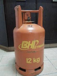 12 kg Gas Cylinder BHP