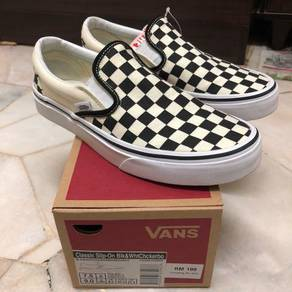 Vans Slip-On Checkerboard (Brand New)