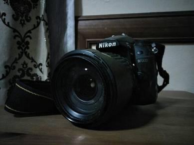 Nikon D7000 & lense