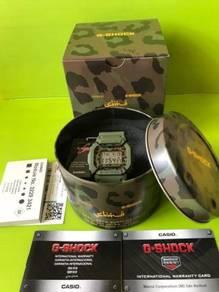 Casio G-Shock DW-5600VT X SBTG Limited Edition