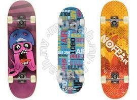 No Fear 28 Inch Skateboard