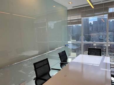 Binjai 8 Premium SOHO Office KLCC FULL-FURNISH LRT Ampang Park G-Tower