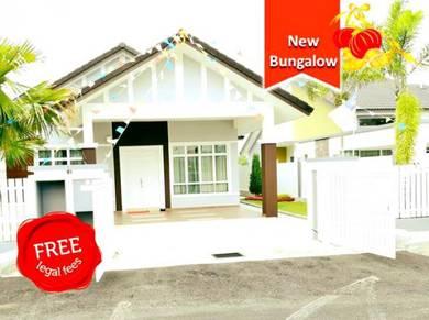 1-storey bungalow house 50x85