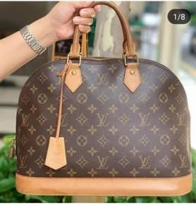 Original Louis Vuitton Alma MM