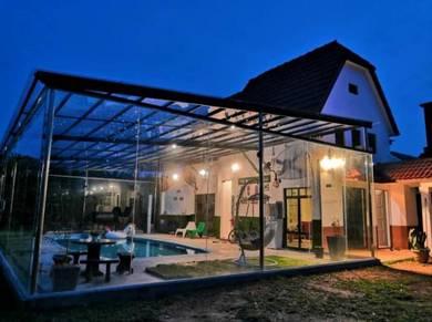 A'famosa The moments villa biggest land size