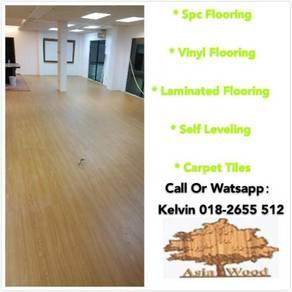 Laminate Flooring / Vinyl / SPC -H517