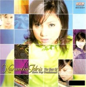 Noraniza Idris Best Of Ratu Pop Tradisional CD