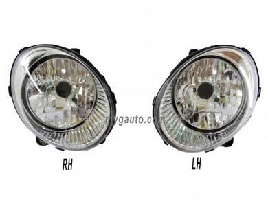 Lampu Depan Perodua KANCIL Bulat - BARU