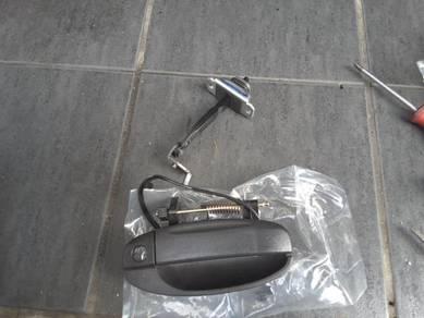Chevrolet aveo door handle